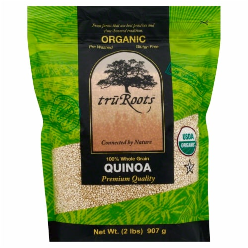 truRoots Quinoa Perspective: front