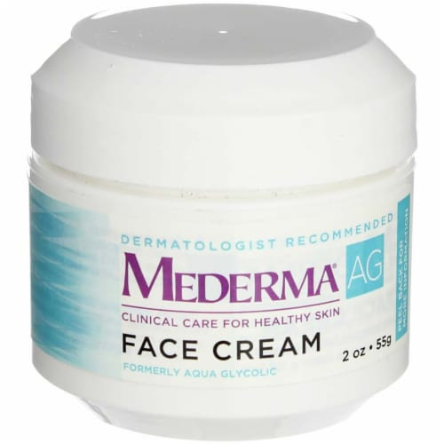 Mederma  AG Face Cream Perspective: front