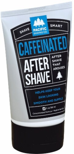 Pacific Shaving Co. Caffeinated After Shave Perspective: front