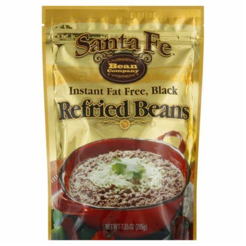 Santa Fe Refried Black Beans Perspective: front