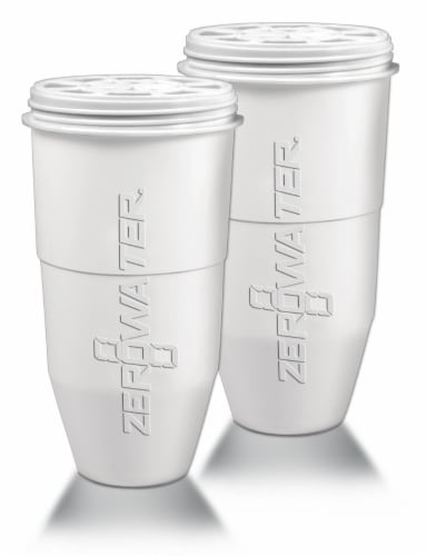 Zerowater 5-Stage Ion Exchange Replacement Water Filter Perspective: front