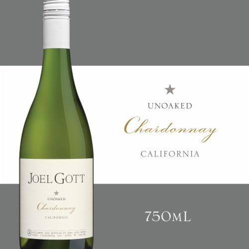 Joel Gott Chardonnay Perspective: front
