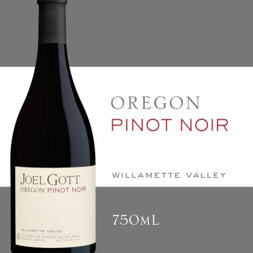 Joel Gott Oregon Pinot Noir Perspective: front