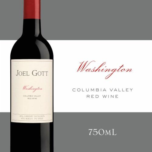 Joel Gott Washington Red Perspective: front