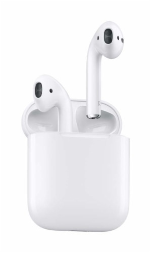 Apple Airpod Wireless Charging Case Perspective: front