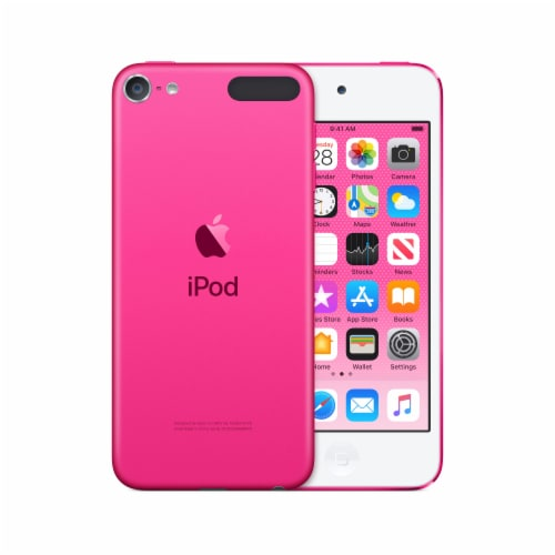 Apple 7th Generation iPod Touch - Pink Perspective: front
