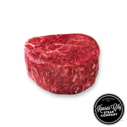 Kansas City Steak USDA Prime Filet Mignon (Approximate Delivery is 3 - 8 Days) Perspective: front