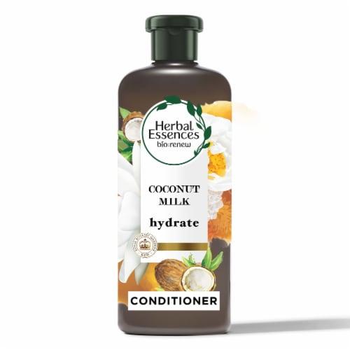 Herbal Essences bio:renew Coconut Milk Hydrating Conditioner Perspective: front