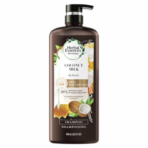 Herbal Essences Bio:Renew Hydrate Coconut Milk Shampoo Perspective: front