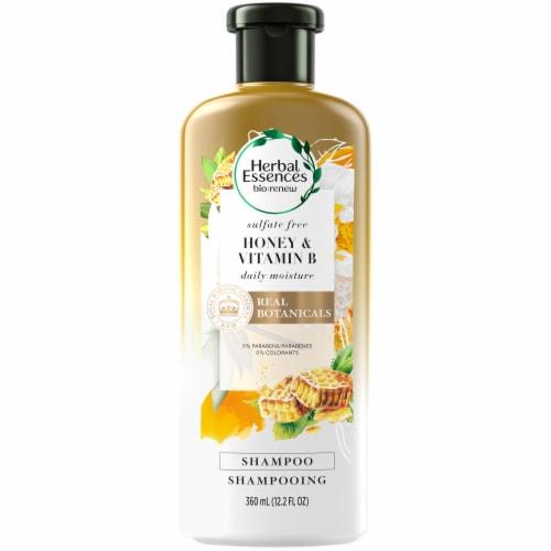 Herbal Essences Bio Renew Honey & Vitamin B Daily Moisture Shampoo Perspective: front