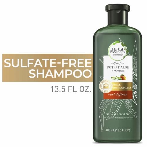 Herbal Essences Bio:Renew Potent Aloe + Mango Curl Definer Conditioner Perspective: front