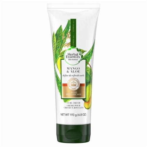 Herbal Essences bio:renew Mango & Aloe Curl Cream Perspective: front