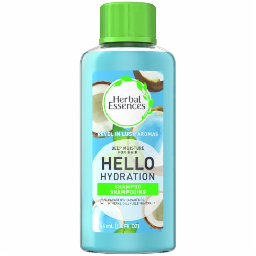 Herbal Essences Hello Hydration Shampoo Perspective: front