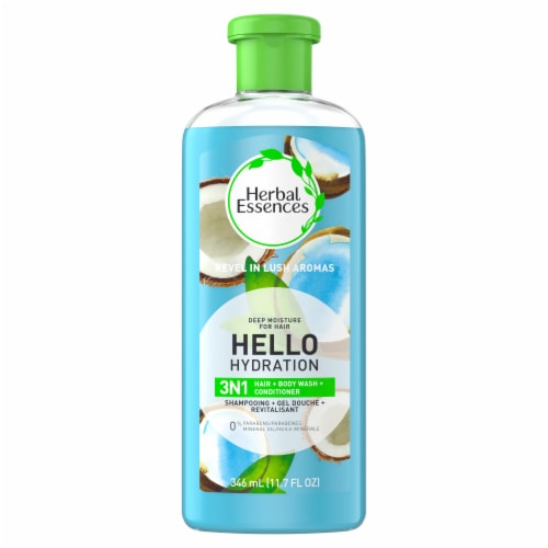 Herbal Essences Hello Hydration 2-in-1 Shampoo & Conditioner Perspective: front