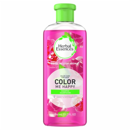 Herbal Essences Color Me Happy Shampoo & Body Wash Shampoo for Colored Hair Perspective: front