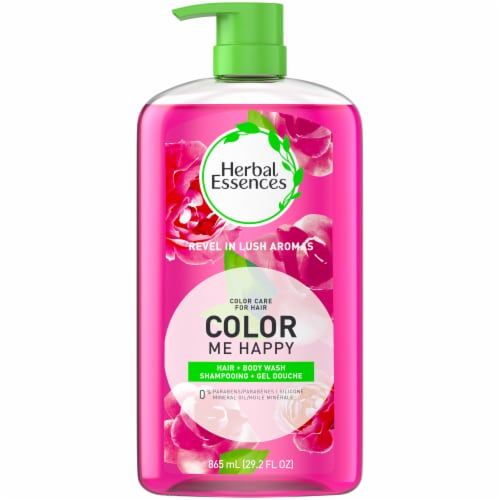 Herbal Essences Color Me Happy Color Care Hair & Body Wash Perspective: front