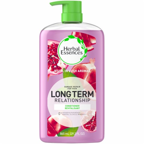 Herbal Essences Long Term Relationship Conditioner Damage Repair for Hair Perspective: front