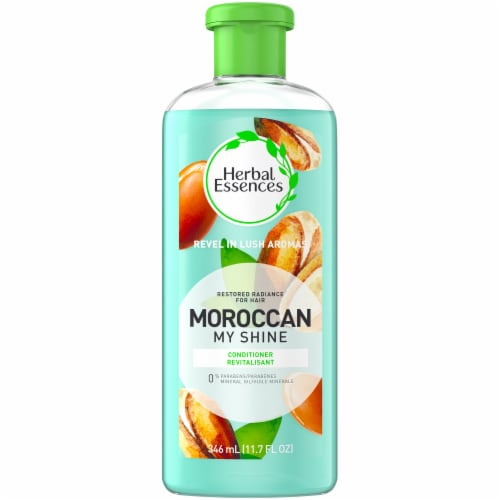 Herbal Essences Moroccan My Shine Conditioner with Argan Oil Essences Perspective: front