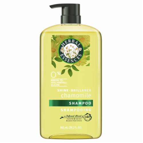 Herbal Essences Shine Collection Chamomile Shampoo Perspective: front