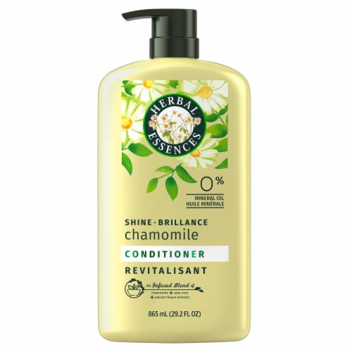 Herbal Essences Shine Collection Chamomile Conditioner Perspective: front