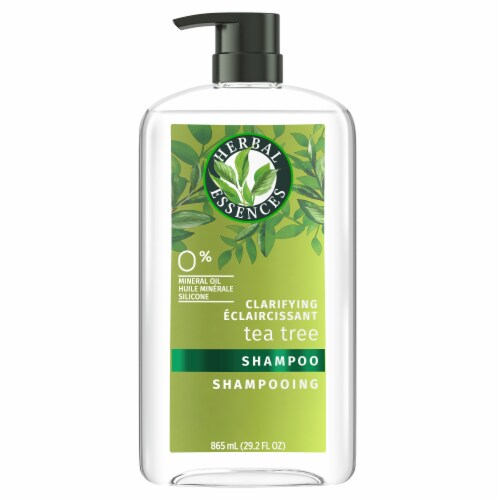 Herbal Essences Clarifying Tea Tree Shampoo Perspective: front