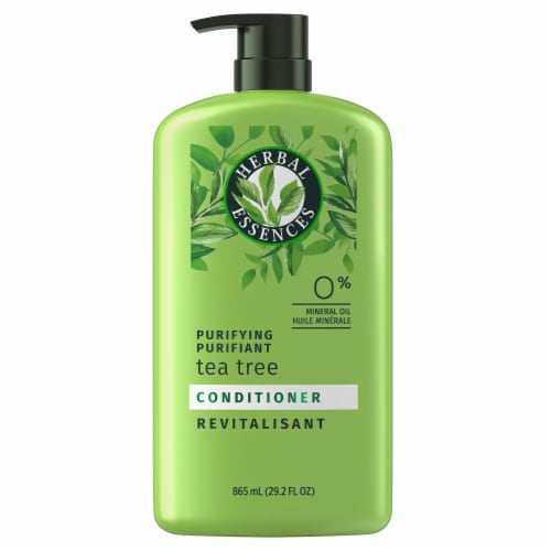 Herbal Essences Purifying Tea Tree Conditioner Perspective: front