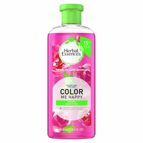 Herbal Essences Color Care for Hair Color Me Happy Shampoo & Body Wash Perspective: front