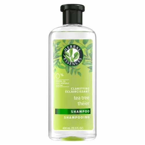 Herbal Essences Clarifying Tea Tree Shampoo Perspective: front