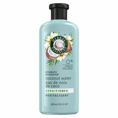 Herbal Essences Coconut Water & Jasmine Conditioner Perspective: front