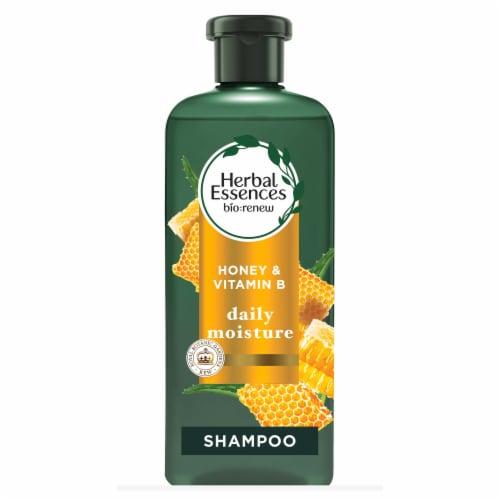 Herbal Essences BIO:RENEW Honey & Vitamin B Daily Moisture Shampoo Perspective: front