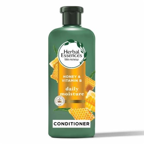 Herbal Essences BIO:RENEW Honey & Vitamin B Daily Moisture Conditioner Perspective: front