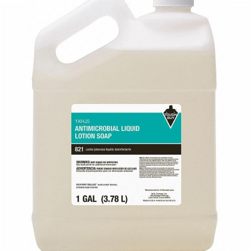 Tough Guy Liquid Hand Soap,1 gal.,Floral Balsm,PK4 Perspective: front