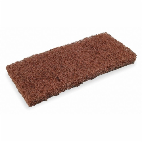 Tough Guy Pad,Brown,10 L,PK5  280197 Perspective: front