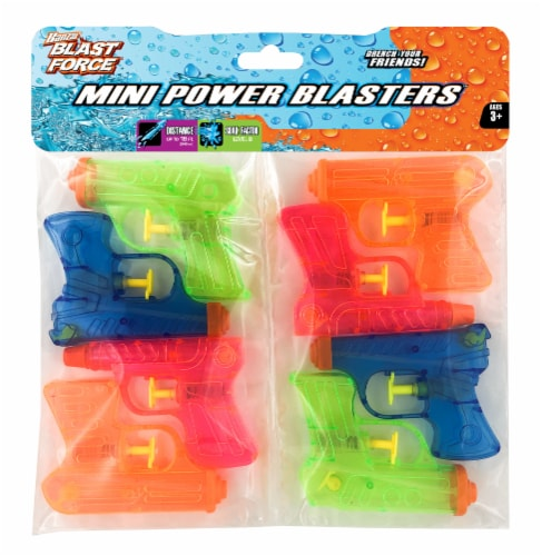 Banzai Blast Force Mini Power Blasters Perspective: front