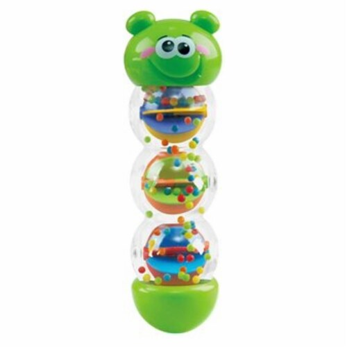 playgo 1572 play 0.44 Weight Caterpillar Rattle Perspective: front