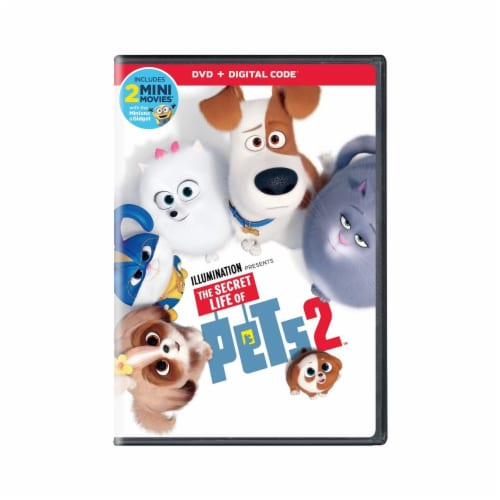 Secret Life of Pets 2 Perspective: front