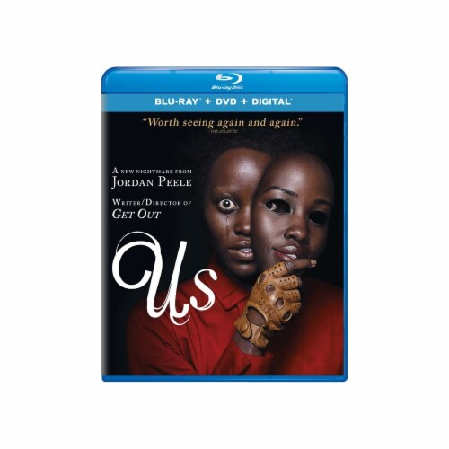 Us (2019 - Blu-Ray/DVD/Digital Copy) Perspective: front
