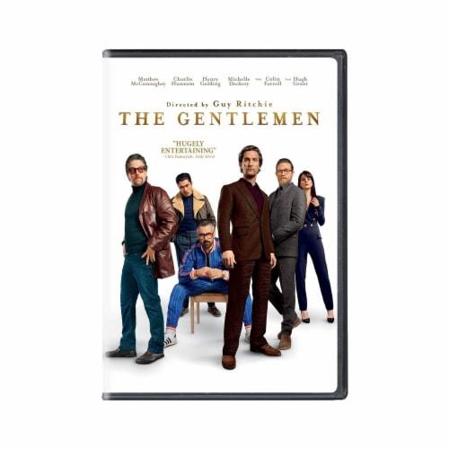 The Gentlemen (2019 - DVD) Perspective: front