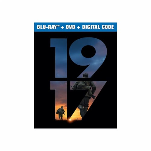 1917 (Blu-Ray/DVD/Digital Code) Perspective: front