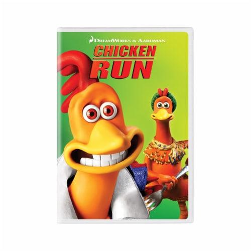 Chicken Run (2000 - DVD) Perspective: front