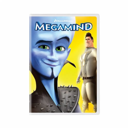 Megamind (2011 - DVD) Perspective: front