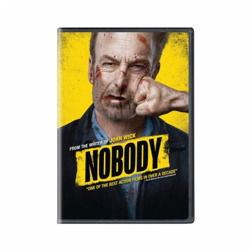 Nobody (2021 - DVD) Perspective: front