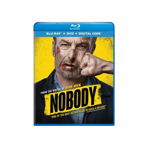 Nobody (2021 - Blu-Ray/DVD/DC) Perspective: front