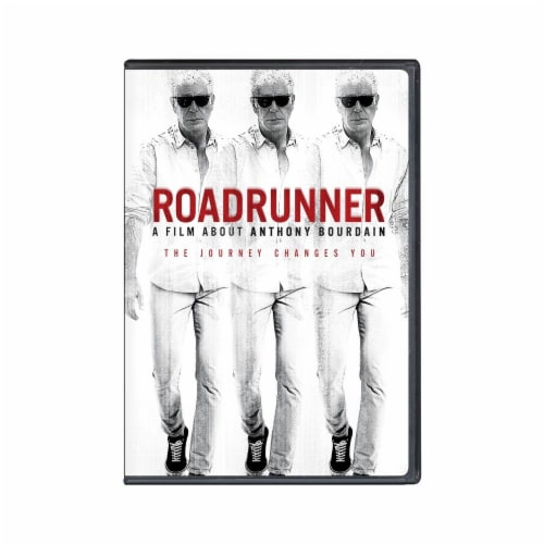 Roadrunner - A Film About Anthony Bourdain Perspective: front