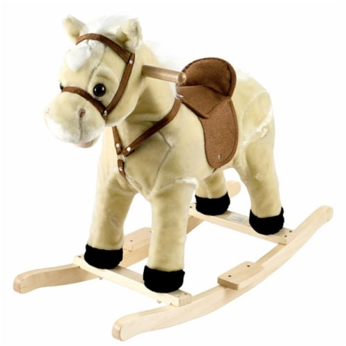 Lil Rider M370016 Happy Trails Rocking Lil Henry the Horse Perspective: front
