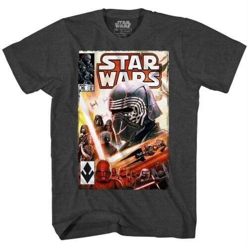 Disney Star Wars Episode IX Adult Knights of Ren T-Shirt Perspective: front