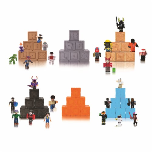 Roblox Series 4C Playset - Assorted Perspective: front