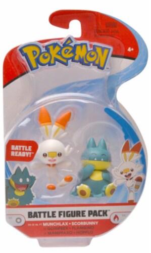 Pokemon Battle Figure Packs - Assorted Perspective: front