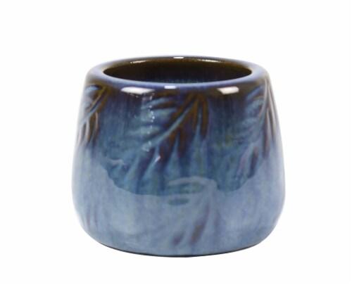 Deroma Spa Mini Pot - Green 140 Perspective: front