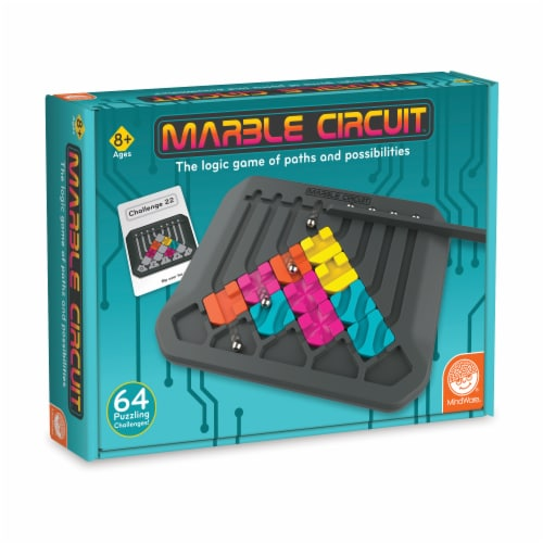 MindWare Marble Circuit Perspective: front